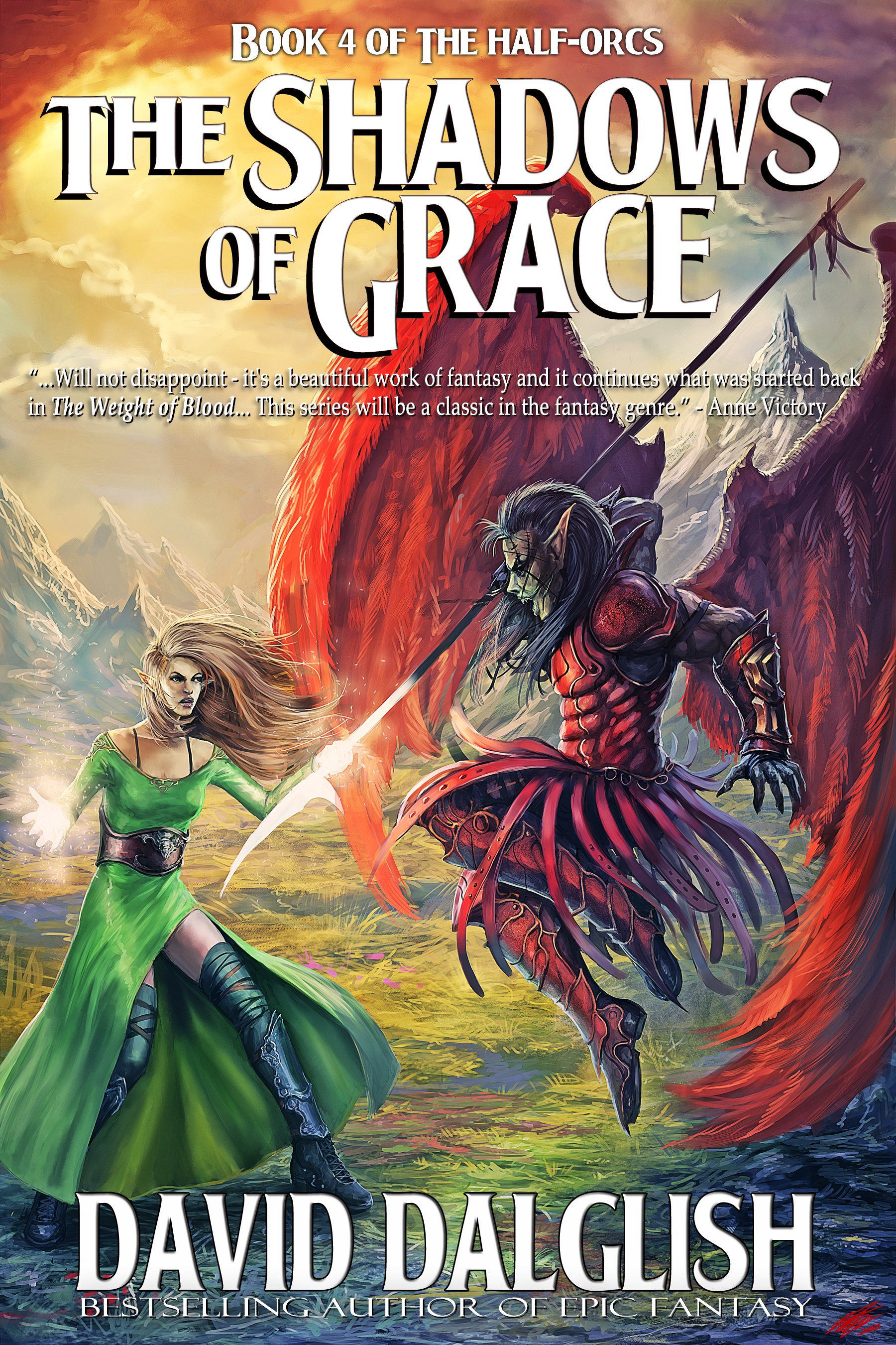 Cover, Book 4